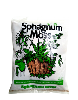 Sphagnum Moss 100g by HORTI