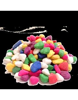 DIY Colorful Pebbles