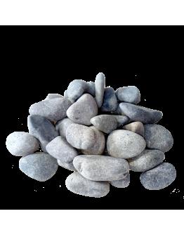 20KG Pebbles - Dark Grey