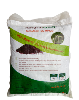 Organic Fertilizer Compost by Natural GRO