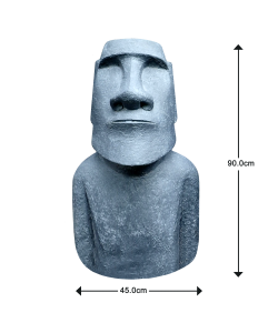 Moai Warrior