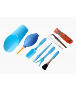 Blue DIY Terrarium Gardening Kit