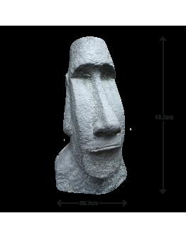 Moai Cool Statue