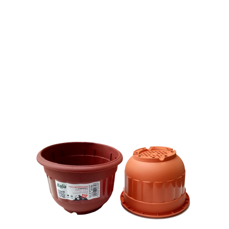 BABA BI-2013 Round Pot (163mmØ x 120mmH)