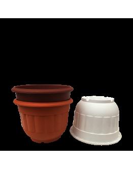 BABA BI-2016 Pot (186mmØ x 134mmH)