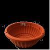 BABA BI-206 Shallow Pot Big (397mmØ x 168mmH)