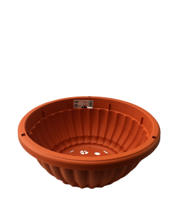 BABA BI-206 Shallow Pot Big (397mmØ x 168mmH)