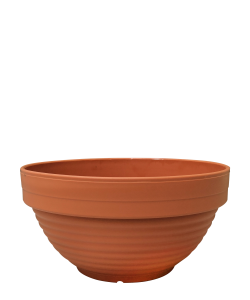 BABA BI-202 Small Shallow Pot (163mmØ x 85mmH)