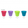 BABA 5TP-85 Colourful Pot 5-in-1 (85mmØ x 75mmH)
