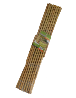 Expandable Bamboo Fence Cross Design