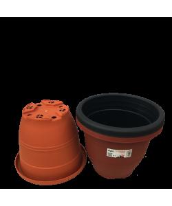 BABA EG-260 Pot (260mmØ x 215mmH)