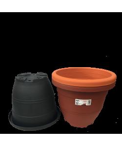 BABA EG-310 Pot (310mmØ x 257mmH)