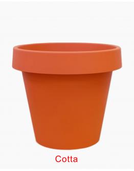 BABA MJ-500 Big Modern Plastic Pot