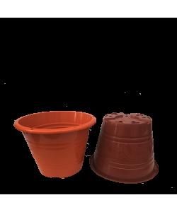 BABA TN-3470-A Flower Design Pot (280mmØ x 200mmH)