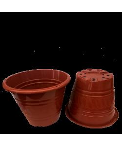 BABA TN-3471-A Flower Design Pot (308mmØ x 231mmH)