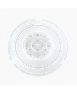 Translucent Clear Pot 220  (210mmØ x 135mmH)