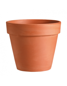 Terracotta Pot By Deroma