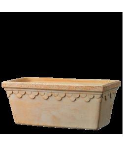 Royal Terracotta - Rectangular Planter 30cm