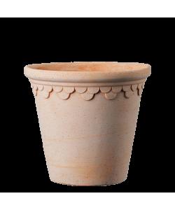 Royal Terracotta - Vaso Round Pot 20cmØ
