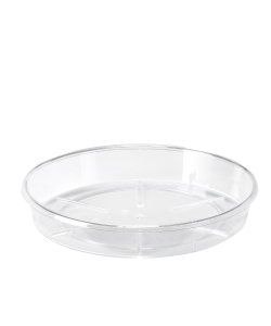 Acrylic Transparent Saucer - Sottovaso