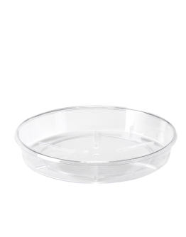 Transparent Saucers - Sottovaso