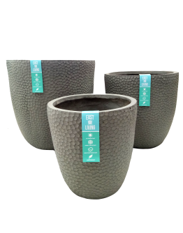 Honey Urn (Ancient Cement) by East Living
