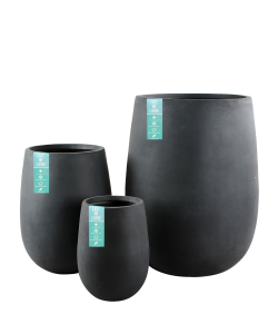 Round Urn by East Living