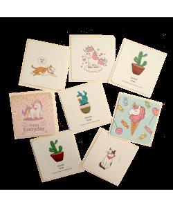 Mini Gift Card