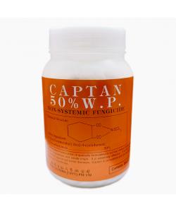 Captan 50% Fungicide WP (200gm)