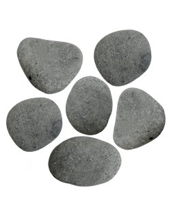 20KG Flat Pebbles