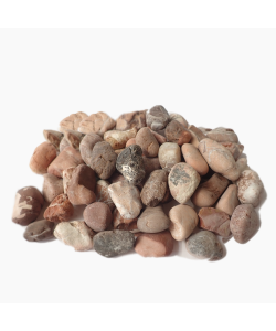 Copper Brown Nature Pebbles