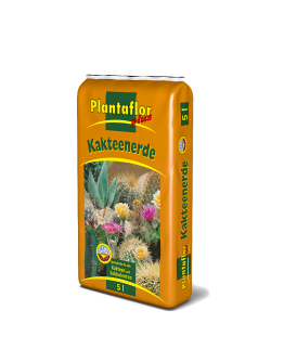 Cactus Potting Soil 5L by Plantaflor