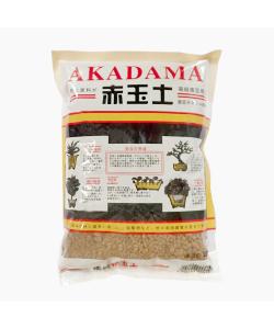 Akadama Premium Bonsai Soil Fine Grain 3-6mm (500g)