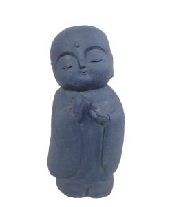 Abundance Buddha Statue with Bird