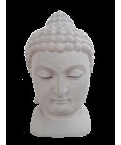 Meditation Buddha Head Statue
