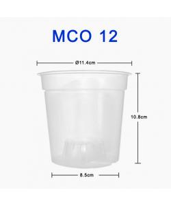 Translucent Clear Pot MCO12-15-17