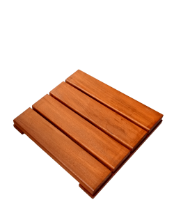 Chengal Floor Decking Tiles 30 X 30cm
