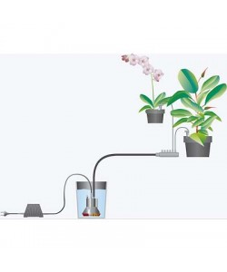 Holiday Watering Set with Water Container by Gardena