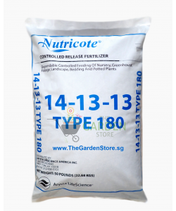NUTRICOTE® 14-13-13 Controlled Release Fertilizer (Type 180 days) 460gm