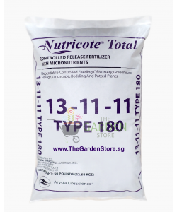 NUTRICOTE® Total 13-11-11+2MgO+TE Controlled Release Fertilizer (Type 180 days) 460gm