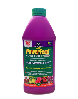 100% Organic Fish Fertilizer For Flowers, Fruit & Citrus (10 : 2 : 9) PowerFeed 1L