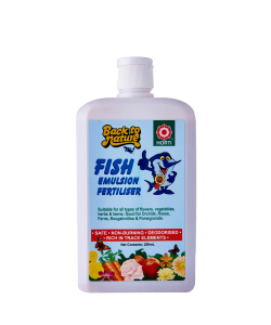 Fish Emulsion Fertiliser by HORTI