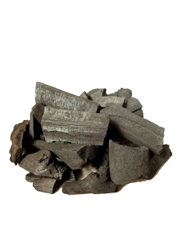 Horticultural Charcoal Chips approx. 10-30mm (Box)
