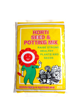 Seed and Potting Mix 2Kg by HORTI