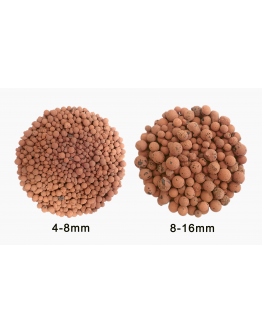 LECA Ball Hydroton Expanded Clay by LiaFlor