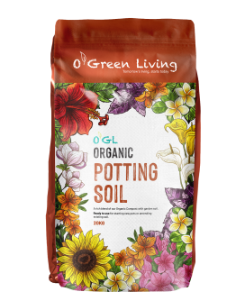 Organic Potting Soil by O' Green Living