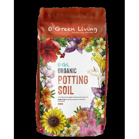 Organic Potting Soil by O' Green Living