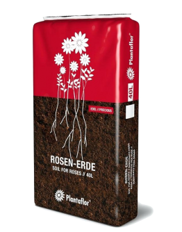 Soil for Roses 40L by Plantaflor