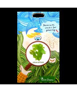 Lolla Lettuce Premium Seeds